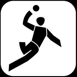 Handball für Kleinkinder ab 4 Jahren